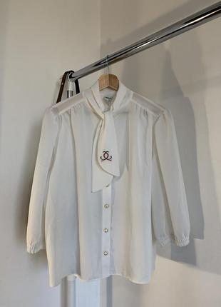 Винтажная рубашка frankenwälder с интересными деталями