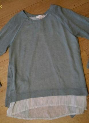 Блуза кофта amisu р.l