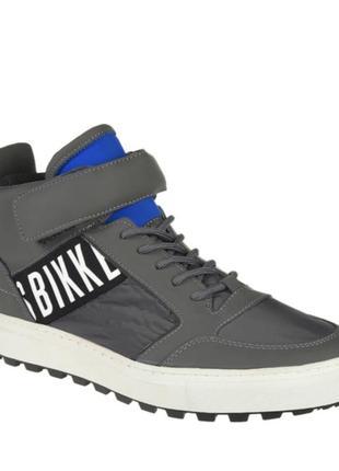 Высокие кеды кроссовки bikkembergs оригинал новые 43
