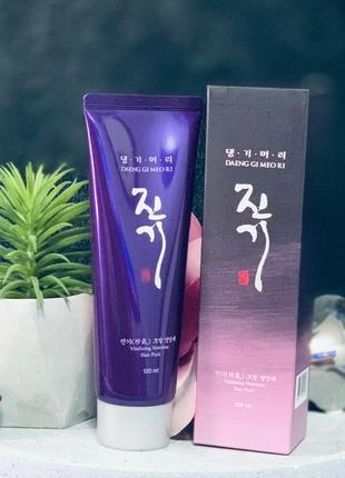 Маска для регенерации волос daeng gi meo ri vitalizing nutrition hair pack - 120 мл
