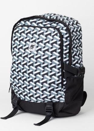 Рюкзак для ноутбука punch city bricks с плотной спинкой