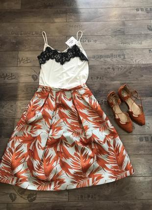 Новая женская юбка h&m s