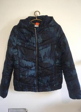 Куртка камуфляж