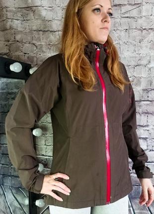 Термо куртка salomon gore-tex. оригинал. ветро водо непроницаемая.