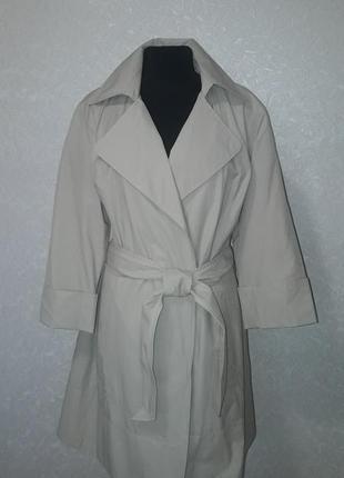Плащ в стиле минимализм базового цвета ostin outerwear collection
