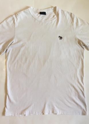 Paul smith ps тишка футболка с зеброй