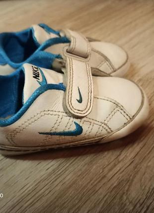 Кросівки  nike для маленьких