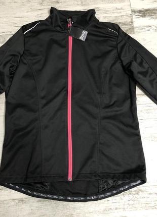 Новая вело куртка crivit р.l евро 44/46