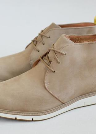 Ботинки swims. чукка chukka boots boss ecco. модель clarks santoni timberland. 44
