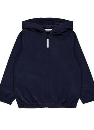 Супер стильное теплое худи с флисовой байкой  для мальчика от george (великобритания)