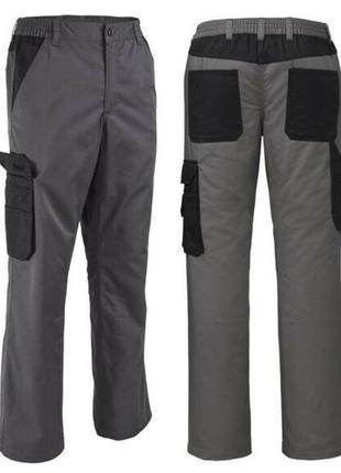 Новые рабочие теплые штаны powerfix р.евро 54