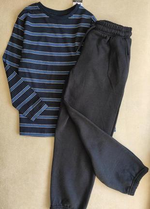Комплек реглан primark + спортивні штани crafted