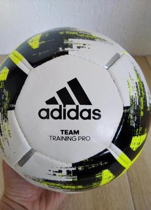 М'яч футбольний adidas team training pro cz2233