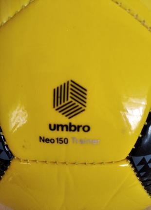 М'яч футбольний  umbro neo 150 trainer size 5