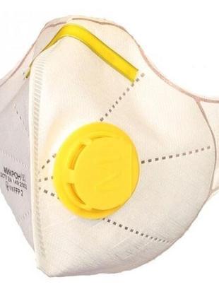 Респиратор маска микрон фильтровальная