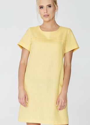 Лето 2019 льняное платье лён marks&spencer лимитированная коллекция