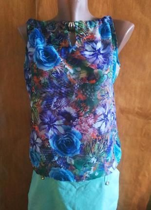 Блузка лёгкая