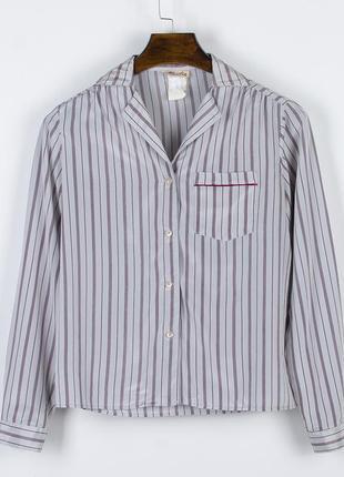 Классическая рубашка под атлас