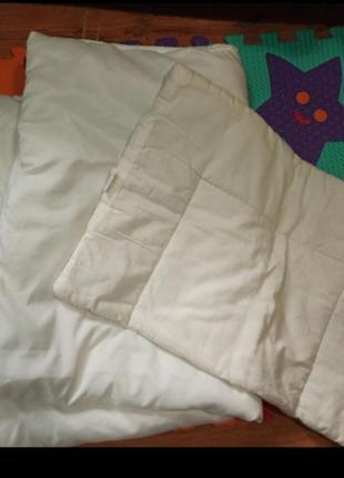 Одеяло ,подушка и плед