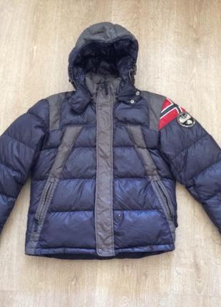Куртка подростковая napapijri