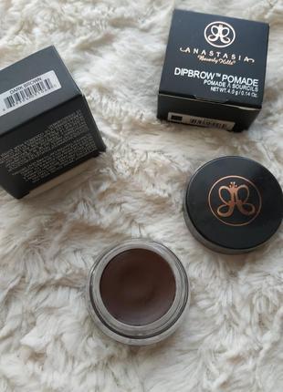 Помадка для бровей dark brown