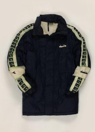F9 зимняя куртка diadora пуховик куртка парка диадора
