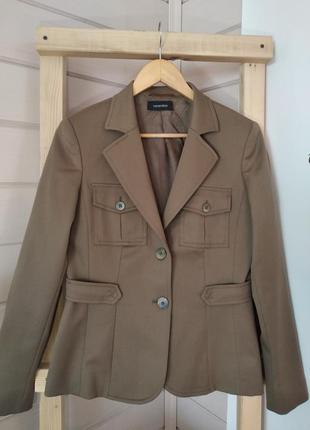 Безкоштовно доставка! очень стильный, шерстяной пиджак caractere