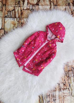 Ветровка,куртка для девочки.