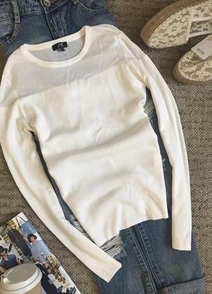 Базовый джемпер/свитер avant-premiere.