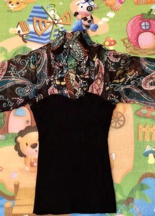 Стильные блузы шифон
