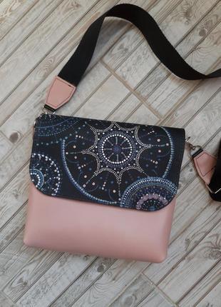 Кожаная сумочка сумка из кожи
