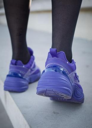 Огненные кроссовки на лето nike air m2k tekno2 фото