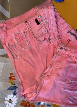 Яскраві шорти на літо шорты короткие яркие