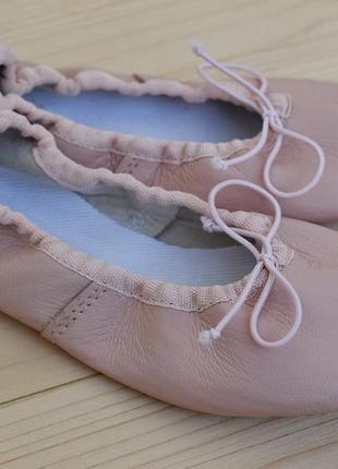 Детские балетки чешки topie (30)