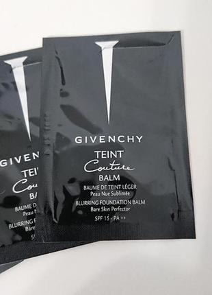 Тональный крем givenchy teint couture blurring