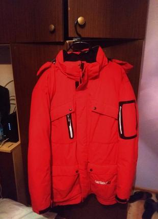 "Зимняя куртка мужская hood park ""clique malamute"""