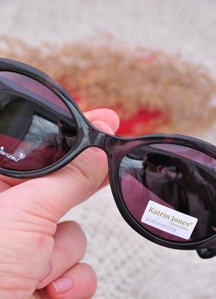 Фирменные солнцезащитные очки katrin jones polarized окуляри