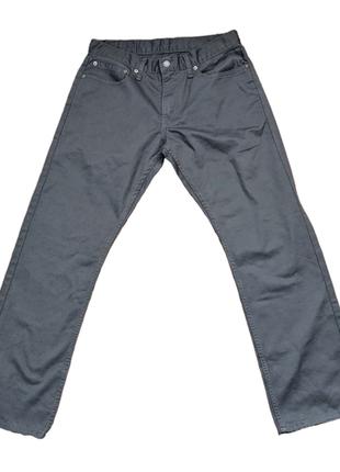Levis 514 джинсы мужские 32 30