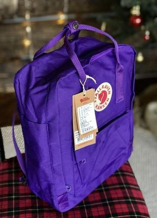 Fjällräven kanken classic 🔥 стильный рюкзак канкен класік