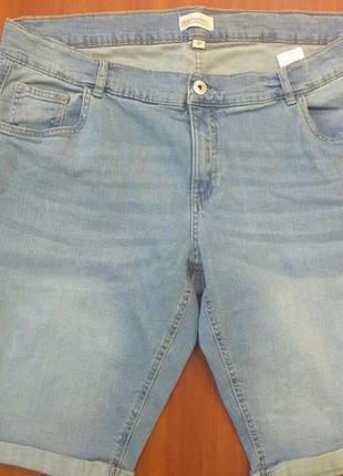 Шорты джинсовые blue motion, p.52 евро, наш  примерно 56-58