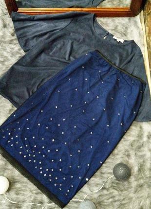 #розвантажуюсь нарядная юбка карандаш topshop