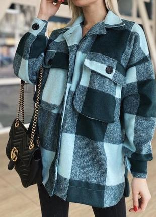 Рубашка- пальто