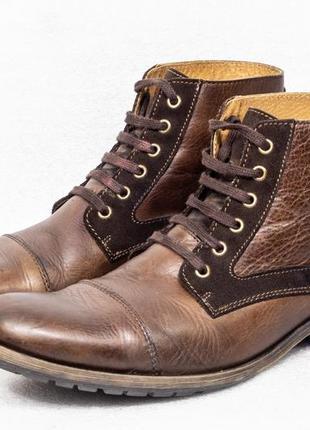 Paul hunter р 45 - 30,5 см ботинки мужские осень