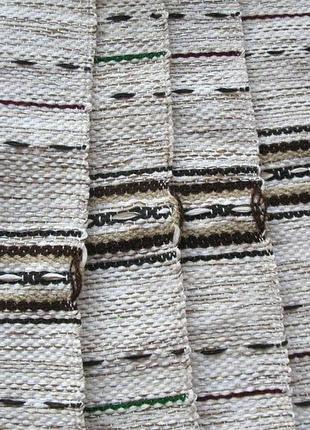 Набор текстильных салфеток в стиле этно и бохо, 4 шт. продажа или подарок к покупке
