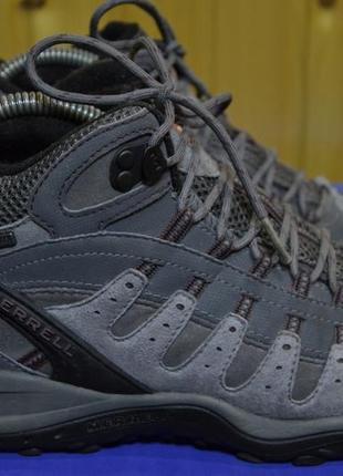 Трэккинговые ботинки merrell castlerock gore-tex