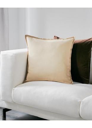 Чехол на декоративную подушку gurli ikea 50х50см гурли икеа !