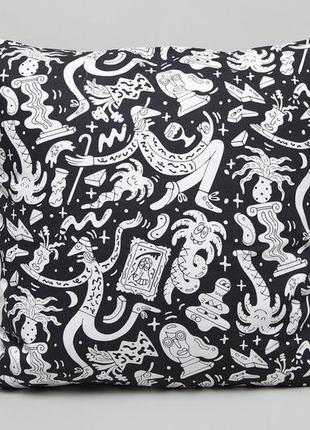 Чехол на декоративную подушку stunsig ikea 50x50см стунсиг икеа !
