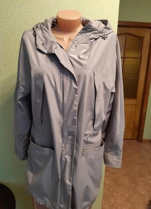 Куртка ветровка плащ демисизонные
