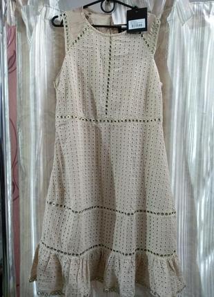 Дуже гарне плаття, котон, віскоза