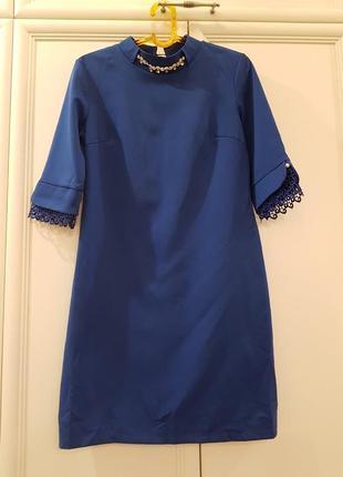 Платье электро 723